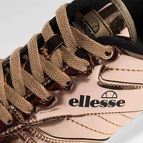 Ellesse Mujeres Calzado / Zapatillas de deporte Heritage City Runner Metallic Runner Oro