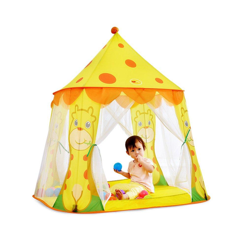 QAR Karikaturphantasiespielzeughausspielzelt Männliches und Weibliches Kinderprinzessinmarineballhaus Zelt