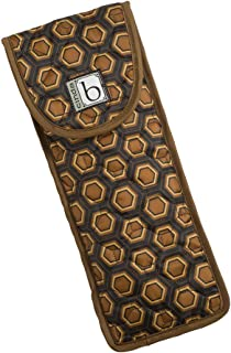 product image for Cinda b. Curling Flat Iron Cover, Mod Tortoise, One Size