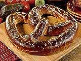 Superpretzel, Bavarian Sourdough Soft Pretzel, 7 oz, (40 count)