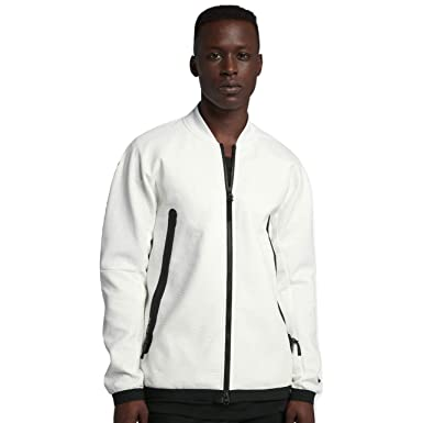 acb018b245 Amazon.com  Nike Sportswear Tech Pack Men s Woven Track Jacket  Clothing