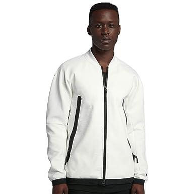 7a274c0befcb Amazon.com  Nike Sportswear Tech Pack Men s Woven Track Jacket  Clothing