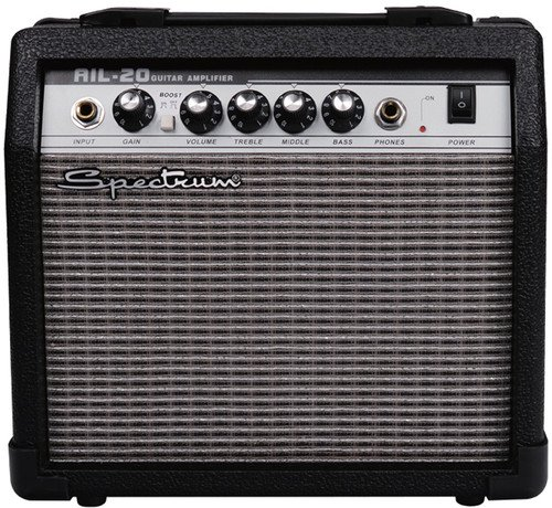 Spectrum AIL20 10 Watt Guitar Amplifier - Watt Bass Guitar Amp
