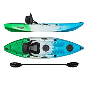 Vibe Kayaks Skipjack 90 9-foot Fishing Kayak