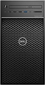Dell Precision Tower Workstation T3630   Intel 8th Gen i7-8700 (6 Core)   16GB DDR4   512GB SSD + 1TB HDD   Windows 10 Pro (Certified Refurbished)