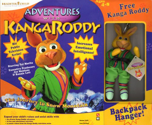 Victory Multimedia Adventures with Kanga Roddy: The Journ...