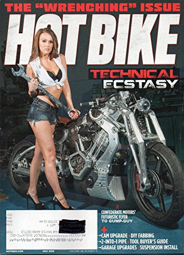 Hot Bike May 2016 Magazine THE