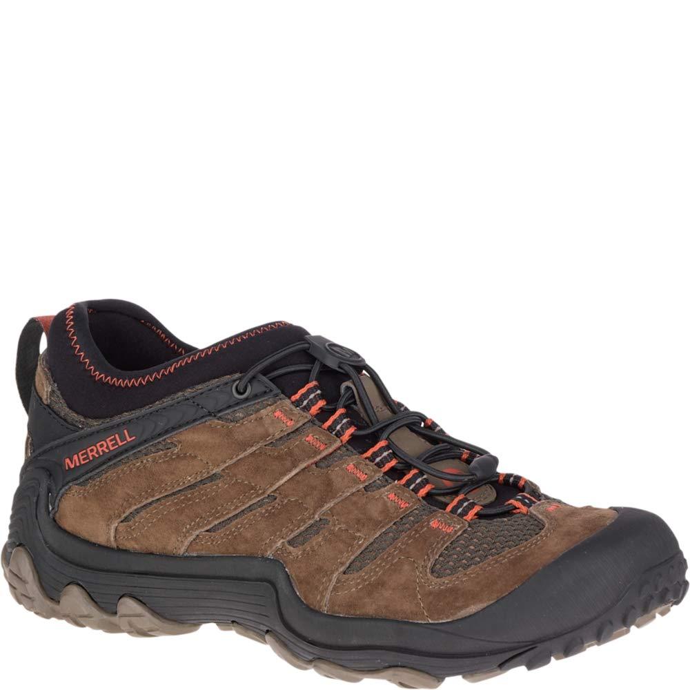 Merrell Men's Chameleon 7 Limit Stretch Hiking Boot, Stone, 10.5 Medium US by Merrell