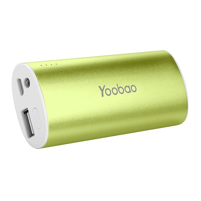 Yoobao YB6012 5200 mAh Ultra Slim portátil Cargador de ...