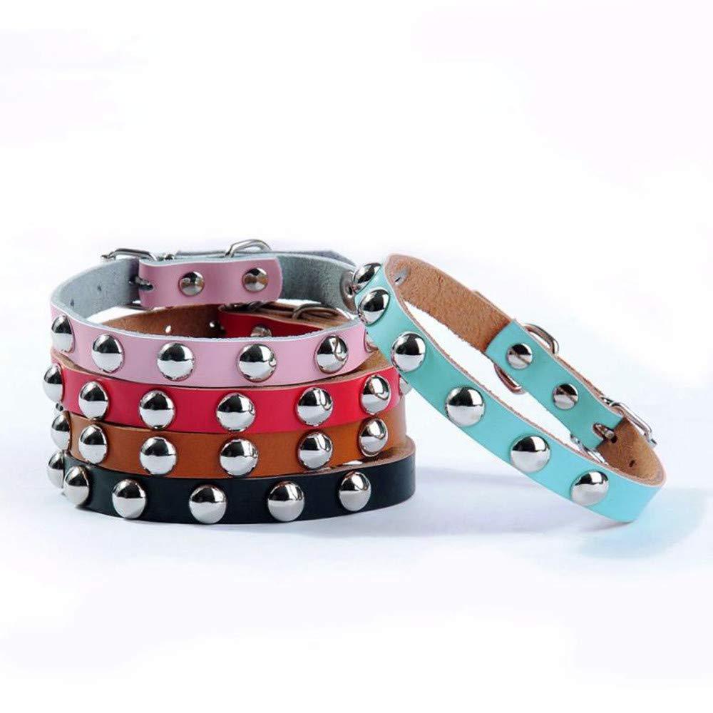 Soft Rhinestone Neck Chain Strap Buckle Cat Leash Cat Collar Safety Band