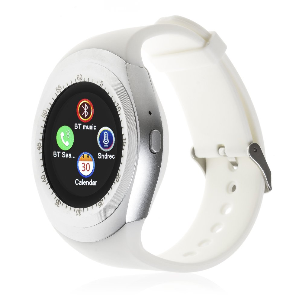 DAM TEKKIWEAR. SMARTWATCH Bluetooth con Pantalla Circular ...