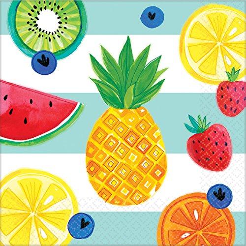 Fruit Napkins - Hello Summer Luncheon Napkins (16 ct)