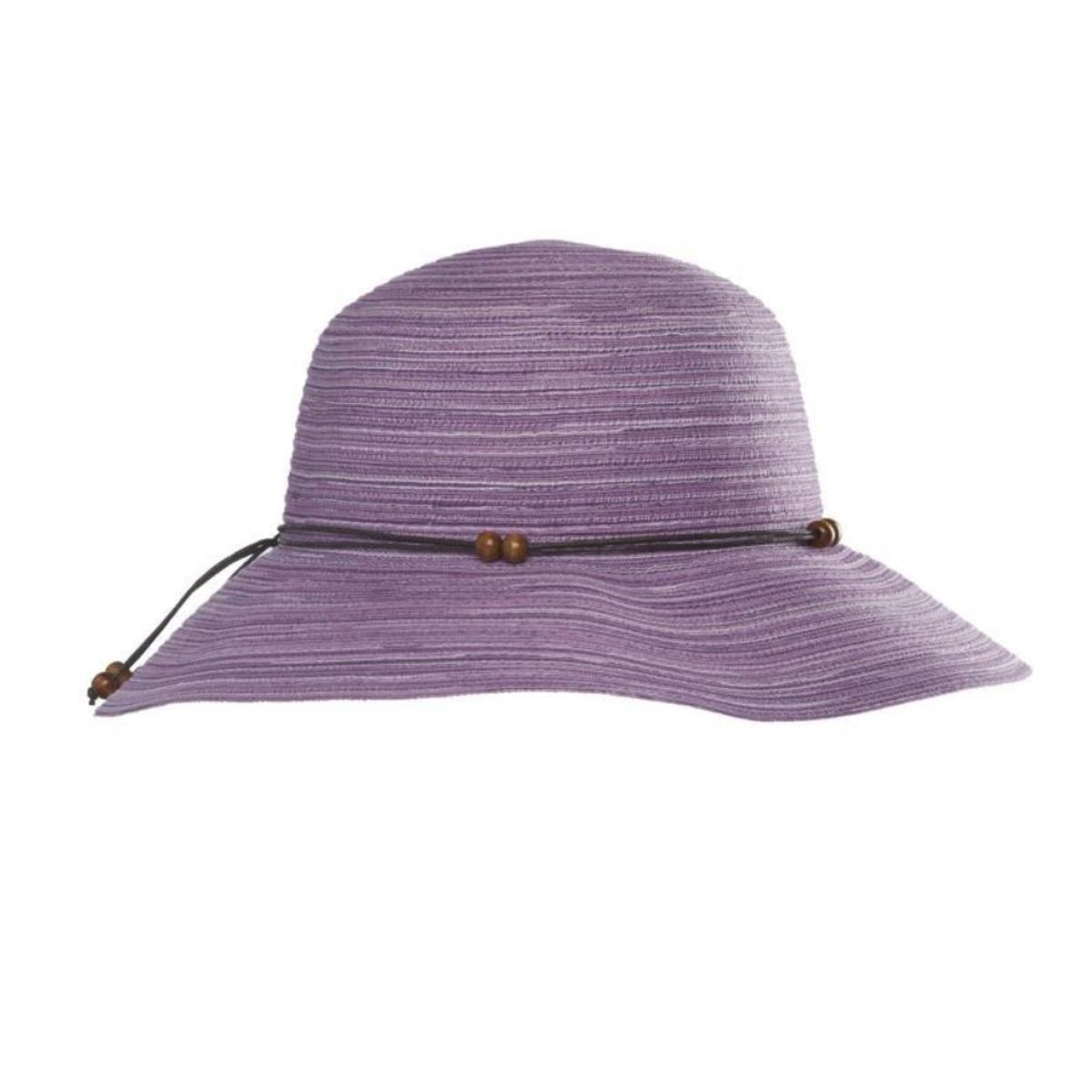 Amazon.com   CTR 1357106S M Summit Ladies Breeze Crushable Straw Hat ... f11c6f6707d6
