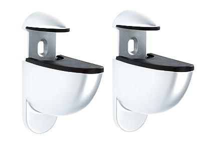 Reggimensola Tucano Per Legno.Wink Design Anaheim Coppia Di Reggimensola Bianco Opaco