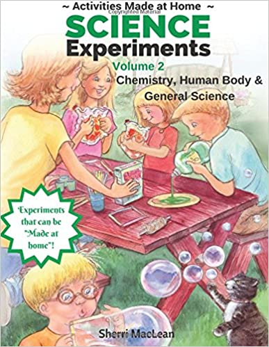 Elektronisches Lehrbuch als PDF-Download Science Experiments Volume