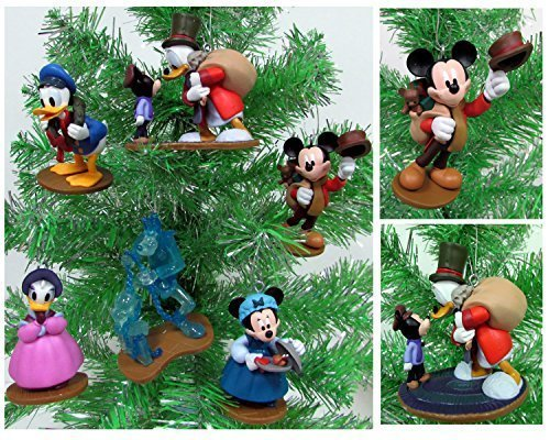 Mickey's Christmas Carol Ornament Set