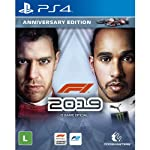 F1 2019 - Anniversary Edition - PlayStation 4