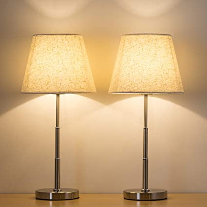 Lamps Lighting Ceiling Fans Haitral Bedside Table Lamps