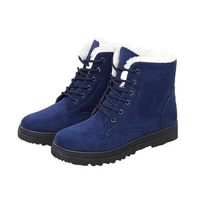 4f3fb3d3187 Bling Bo Suede Flat Platform Sneaker Shoes Plus Velvet Winter Cozy Boots  Women s Lace Up Cotton