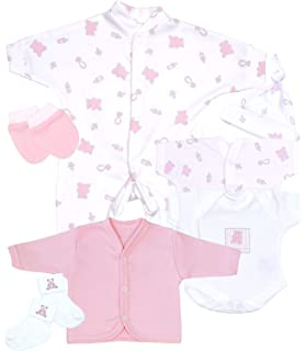 Premature Early Baby Clothes Pack of 3 Sleepsuits Babygros upto 1.5lb,3.5lb,5.5lb,7.5lb Blue Moon /& Stars