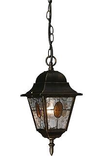 Philips My Garden Hedge - Lámpara colgante, 1 x 60 W, 220 V: Amazon.es: Iluminación