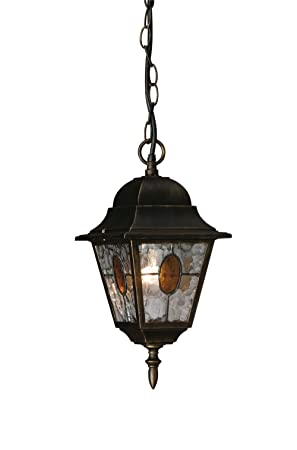Massive MüNCHEN Outdoor Hanging Lantern