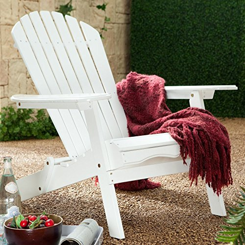 Belham Living Cape Cod Foldable Adirondack Chair