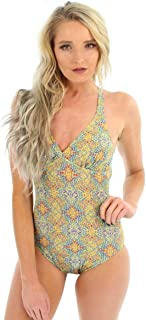 product image for Tan Through Criss-Cross Support Tank