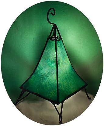 Lampe luminaire orientale marocaine, abat jour lampadaire de