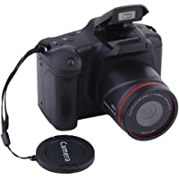 Portable HD Digital Medium/Long Focus Optical Zoom SLR Camera CMOS Manual Operation Home Usage Anti-Shake DV Camcorder