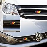 1PC German Germany Flag Emblem Badge Fit Germany