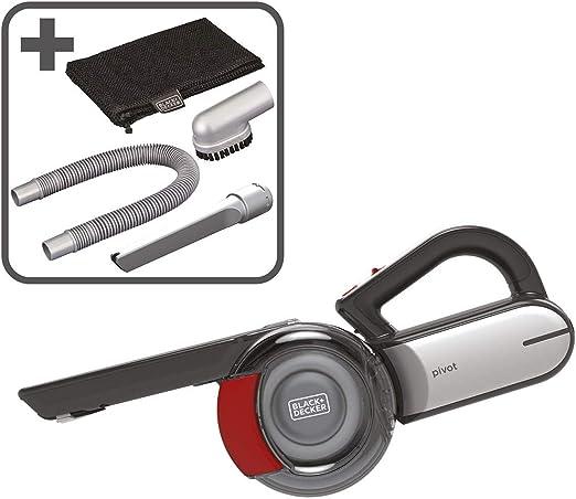 Black + Decker Dustbuster PV1820LAVC-GB - Aspiradora inalámbrica para coche (18 V): Amazon.es: Hogar