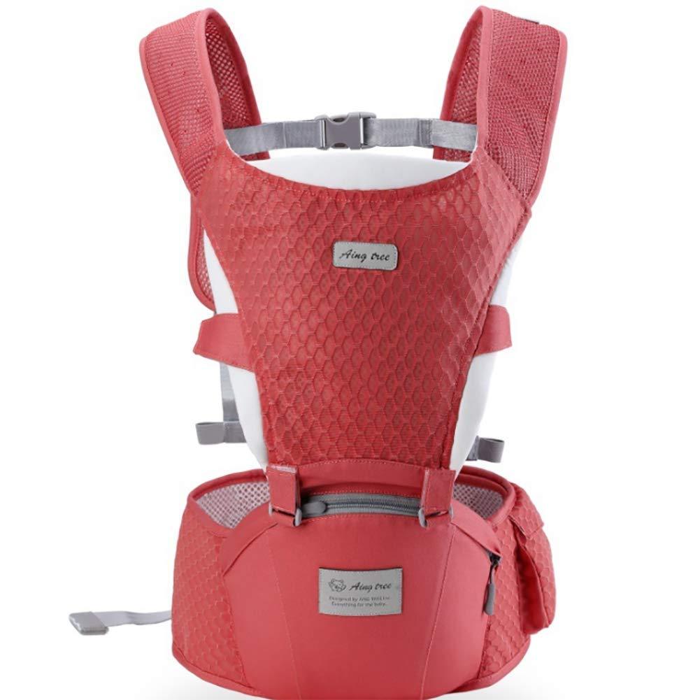 ZLMI Baby-Riemen Multifunktionaler Lenden Wirbelstuhl Atmungsaktiv Im Sommer Mutter und Baby-Produkte Baby-Riemen