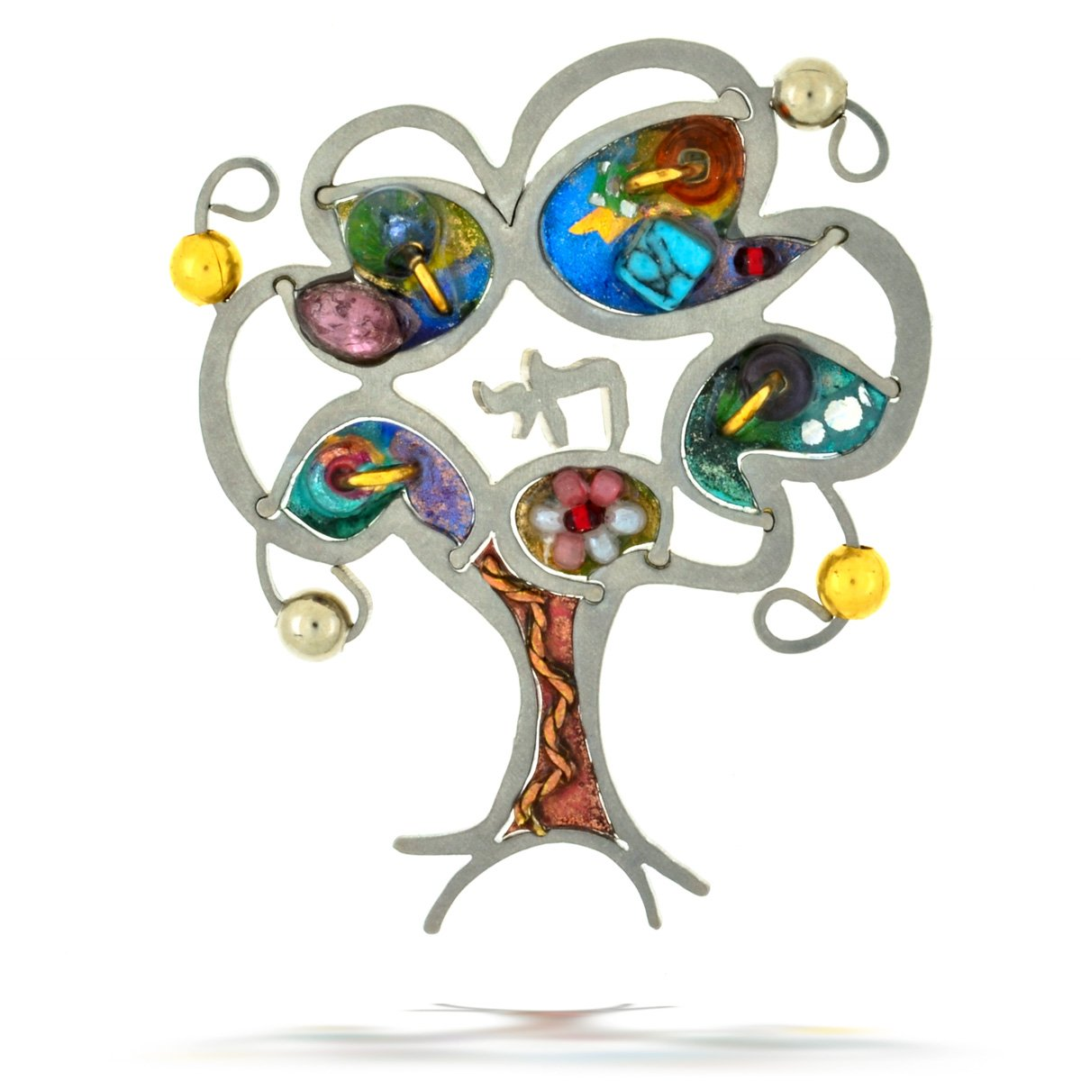 P0575 Seeka Tree of Life Pin