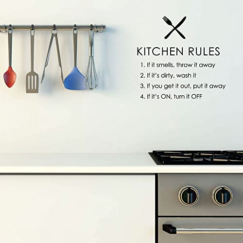 Kitchen Courtesy Signs: 90+ Office Pantry Rules And Regulations