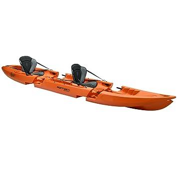 Kayak Desmontable TEQUILA TANDEM GTX (naranja): Amazon.es ...