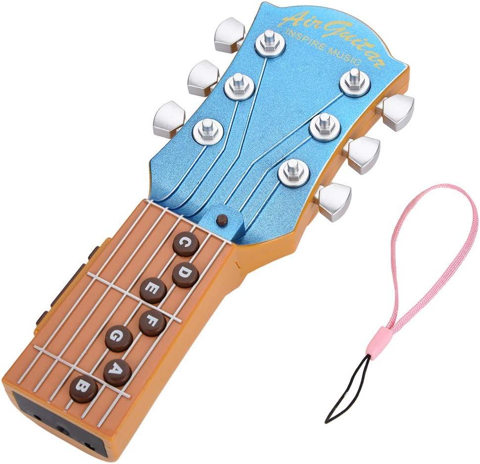 Dilwe Air Guitar Toy, Instrumento Musical de Guitarra de Aire ...