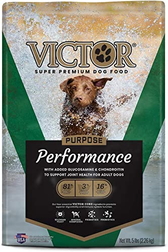 Victor Purpose – Performance, Dry Dog Food