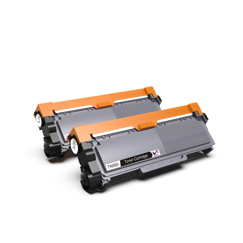 Lot TN660 Toner Cartridge For Brother MFC-L2700DW L2720DW HL-L2320D Printer
