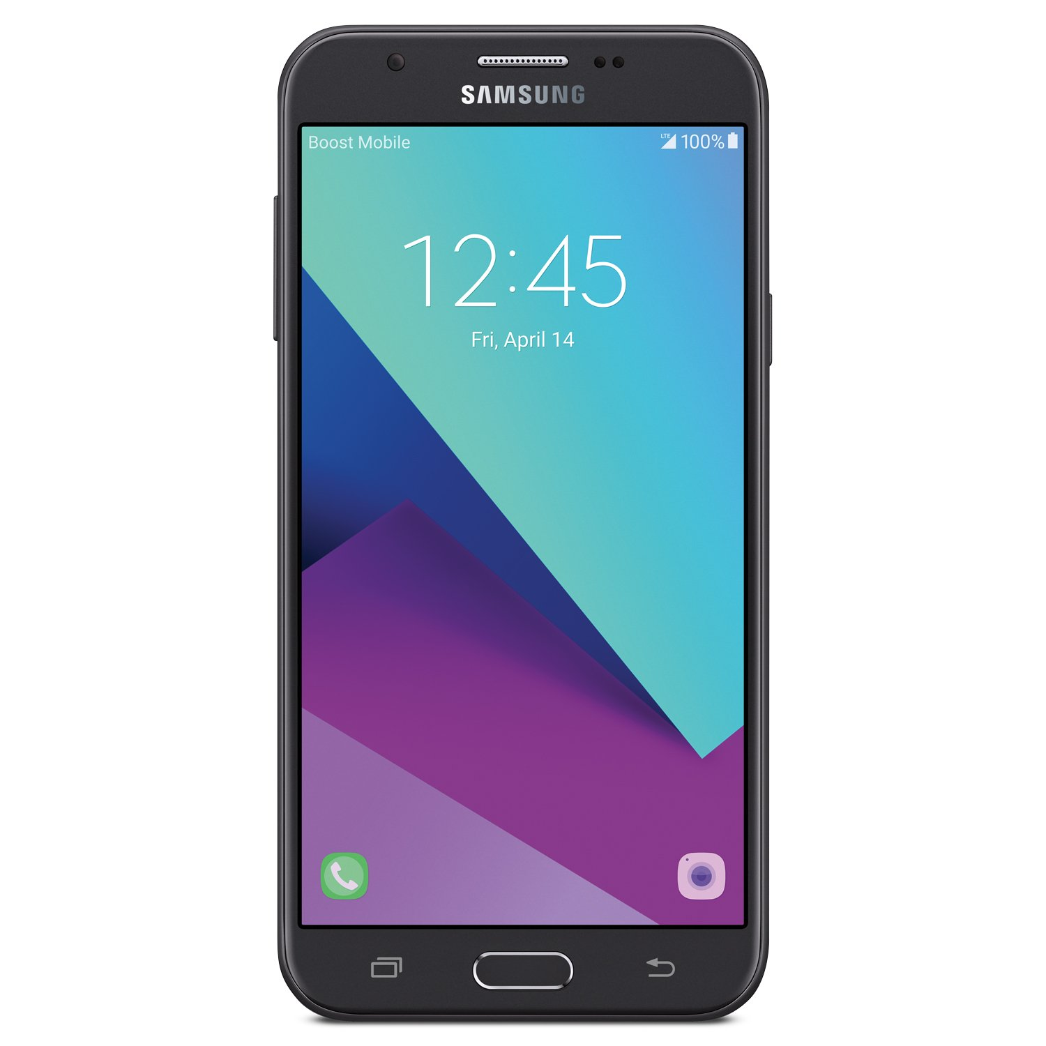 Samsung Galaxy J7 Perx - Boost Mobile Prepaid - Carrier Locked by Boost Mobile