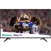 "Hisense Smart TV 55"" 4K UHD 55r6e (Renewed)"