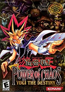 Yu-Gi-Oh! Power of Chaos: Yugi the Destiny - PC
