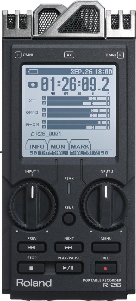 Roland R-26 Portable Voice Recorder