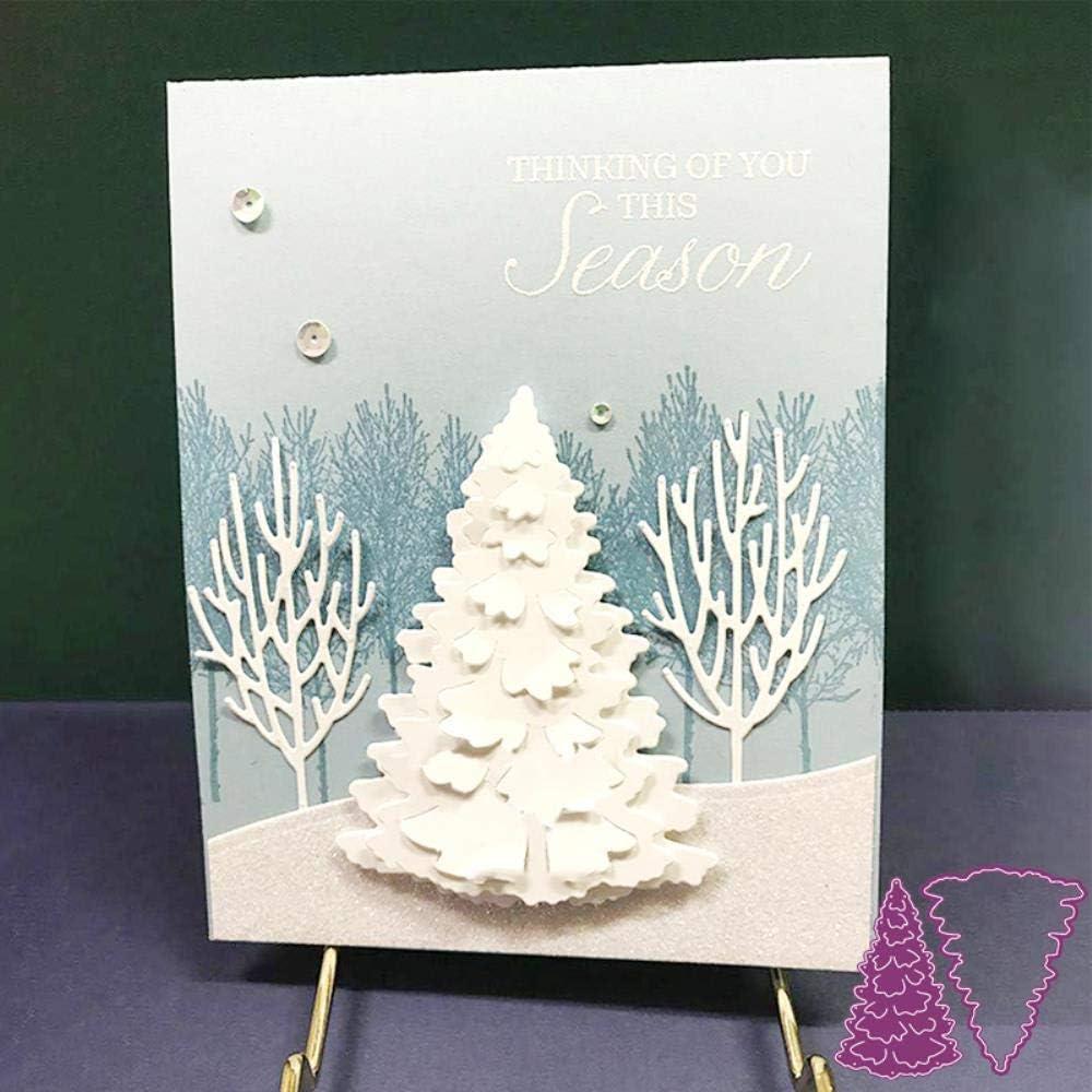Noël Découpe aggloméré formes /& mots-Santa /& arbres