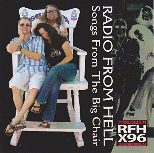 Price comparison product image RADIO FROM HELL Songs From The Big Chair RFH X96