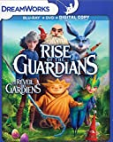 DVD : Rise Of The Guardians [Blu-ray]