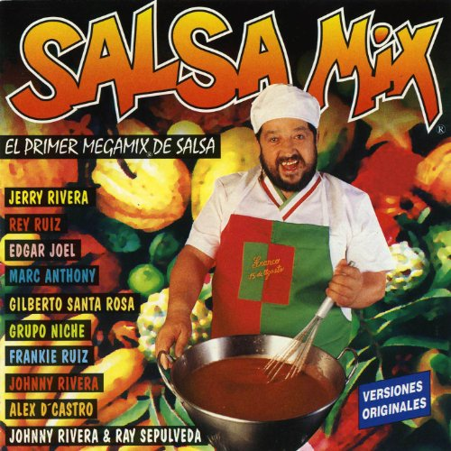 the greatest salsa ever - 6