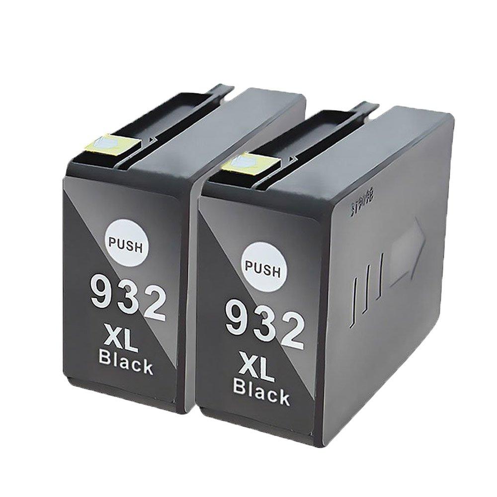 Karl Aiken 2x Reemplazar por HP 932XL 933XL Cartuchos de tinta (2 ...
