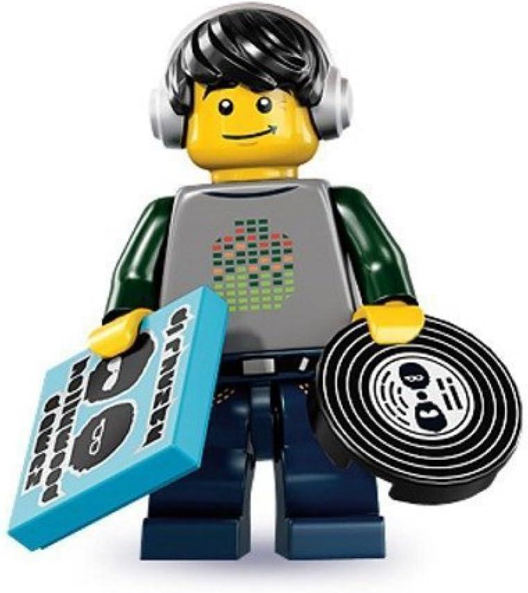 LEGO Minifigure Series 8 DJ (8833)