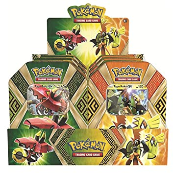 pokemon pok80245 summer tins island guardians card game pokémon